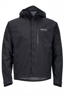 Minimalist Jacket, Black, medium