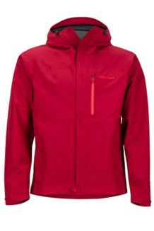 Minimalist Jacket, Sienna Red, medium