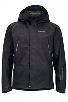 Spire Jacket, Black, medium