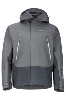 Spire Jacket, Cinder/Slate Grey, medium
