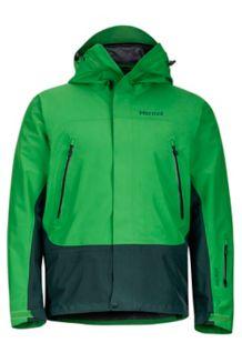 Spire Jacket, Lucky Green/Dark Spruce, medium