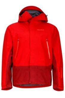 Spire Jacket, Team Red/Brick, medium