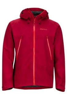 Knife Edge Jacket, Sienna Red, medium