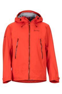 Red Star Jacket, Mars Orange, medium