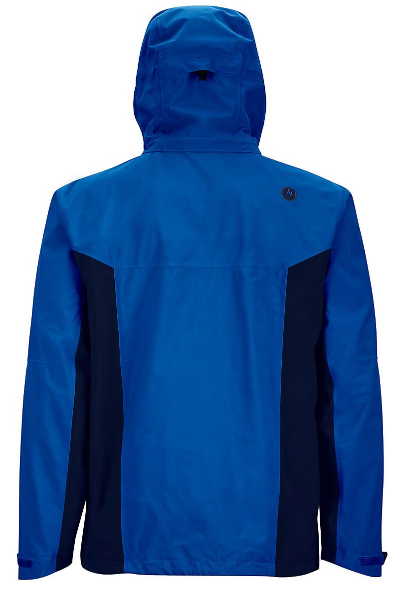 Marmot men's jacket - Palisades Jacket Surf Arctic Navy Large