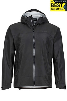 Men's Eclipse EVODry Jacket, Black, medium