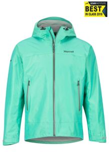 Eclipse Jacket, Pond Green, medium