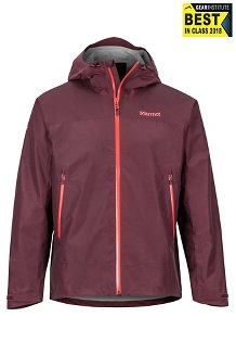 Men's Eclipse EVODry Jacket, Burgundy, medium