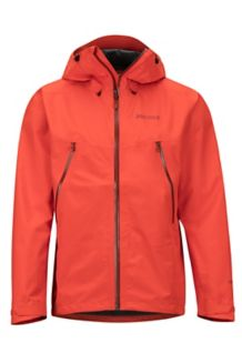 Knife Edge Jacket, Mars Orange, medium