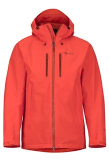 Metis Jacket, Mars Orange, medium