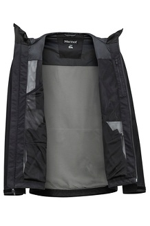 Men's Cropp River Jacket, Black, medium