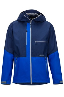 Men's Cropp River Jacket, Arctic Navy/Surf, medium
