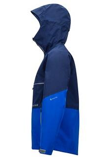 Men's Cropp River Jacket, Arctic Navy/Surf, medium