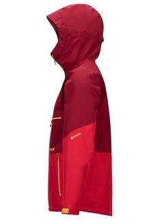Men's Cropp River Jacket, Brick/Team Red, medium