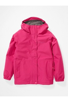 Kids' Minimalist Jacket, Very Berry, medium