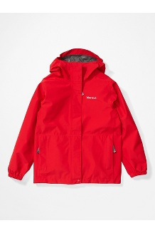 Boys' Minimalist Jacket, Team Red, medium