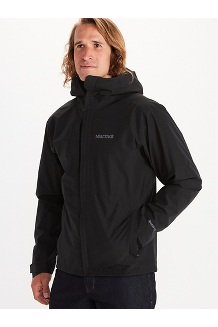 Men's Minimalist Jacket, Black, medium