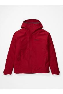 Men's Minimalist Jacket, Brick, medium