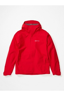 Men's Minimalist Jacket, Team Red, medium