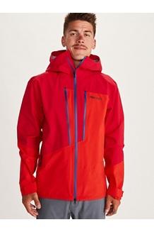 Men's Huntley Jacket, Team Red/Victory Red, medium