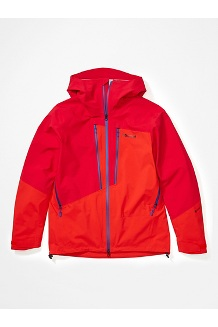 Men's Huntley Jacket, Team Red/Victory Red, medium