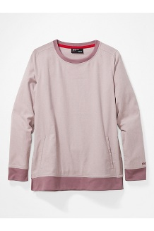 Women's Rosthern Midweight Pullover, Dream State Heather, medium