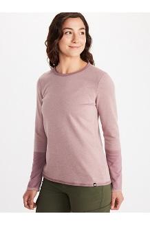 Women's Camsel Reversible Long-Sleeve Shirt, Crocodile, medium