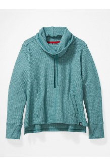Women's Lorraine Pullover, Botanical Garden, medium