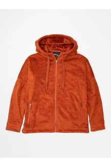 Women's Avens Fleece Hoody, Picante, medium