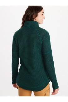 Women's Yorkton Sweater, Botanical Garden, medium
