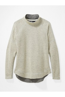 Women's Yorkton Sweater, Papyrus Heather, medium