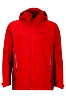 Palisades Jacket, Team Red/Port, medium