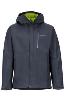 Minimalist Component Jacket, Dark Steel, medium