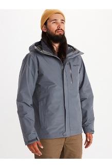Men's Minimalist Component 3-in-1 Jacket, Steel Onyx, medium