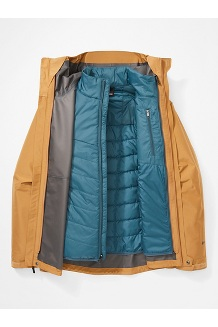 Men's Minimalist Component 3-in-1 Jacket, Scotch, medium