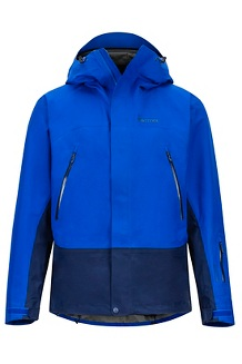 Men's Spire Jacket, Surf/Arctic Navy, medium