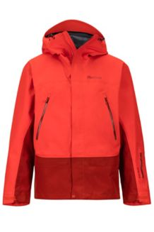 Spire Jacket, Mars Orange/Dark Rust, medium