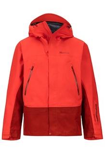 Spire Jacket, Mars Orange/Dark Rust, medium