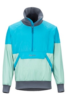 Lynx DriClime Anorak, Turkish Tile/Pond Green, medium