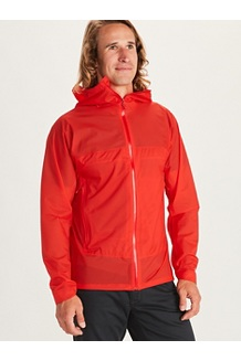 Men's Bantamweight Jacket, Victory Red, medium