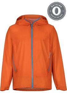 Bantamweight Jacket, Mandarin Orange, medium