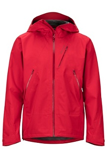 Men's Knife Edge Jacket, Team Red, medium