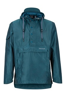 Men's Bennu EVODry Anorak, Denim, medium