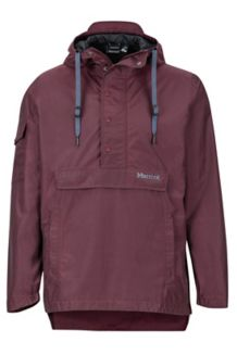 Bennu Anorak, Burgundy, medium