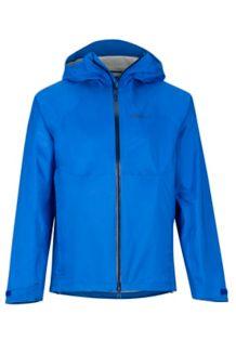 PreCip Stretch Jacket, Surf, medium