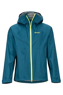Men's PreCip Stretch Jacket, Moroccan Blue, medium