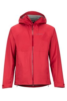 PreCip Stretch Jacket, Team Red, medium