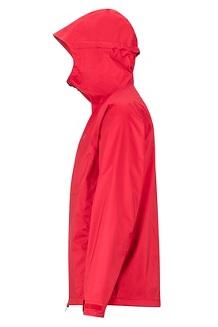 Men's PreCip Stretch Jacket, Team Red, medium