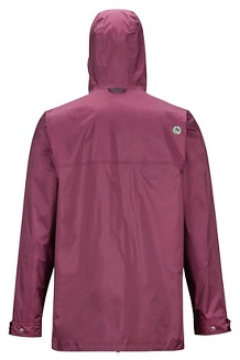 Men's Ashbury PreCip Eco Jacket, Fig/Dark Steel, medium