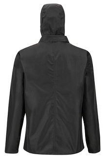 Men's Parkes EVODry Jacket, Black, medium